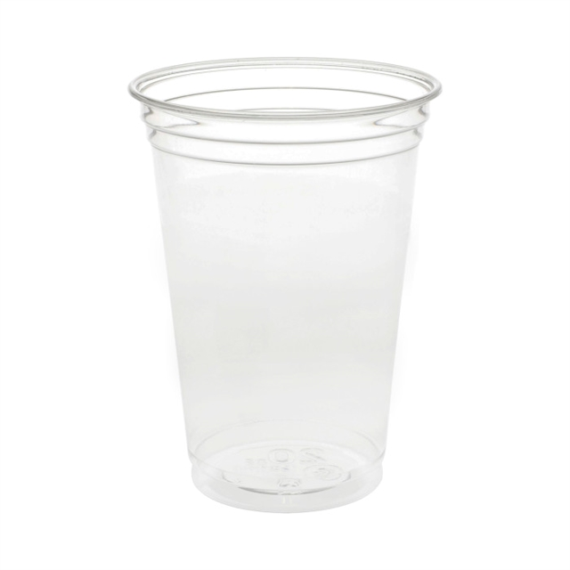 20 OZ CLEAR PET CUP 10-60 BG