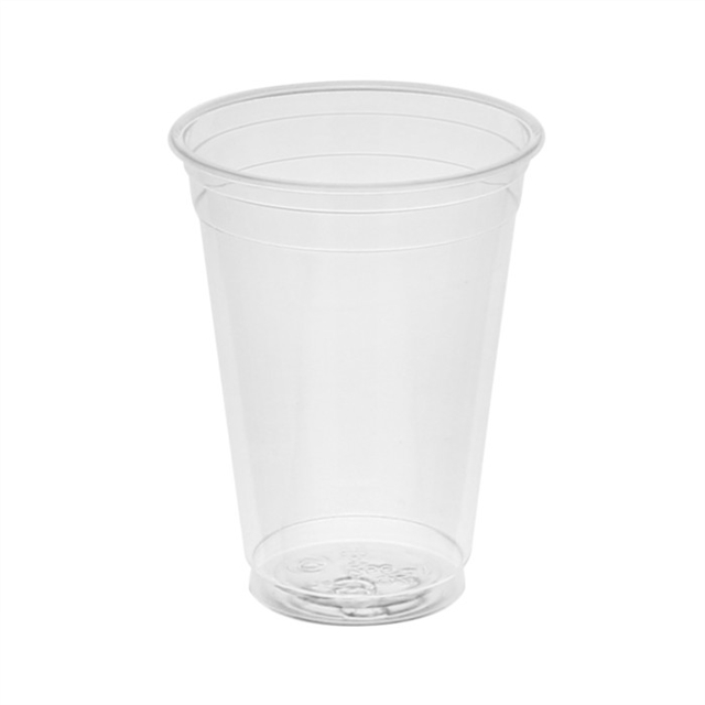 9 OZ TALL CLEAR PET CUP 20-45 BG