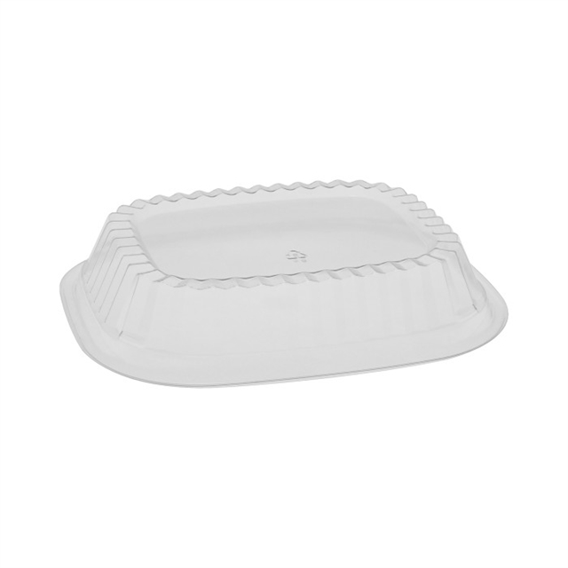 OPS DOME CLEAR PORTION PLATTER LID-CL
