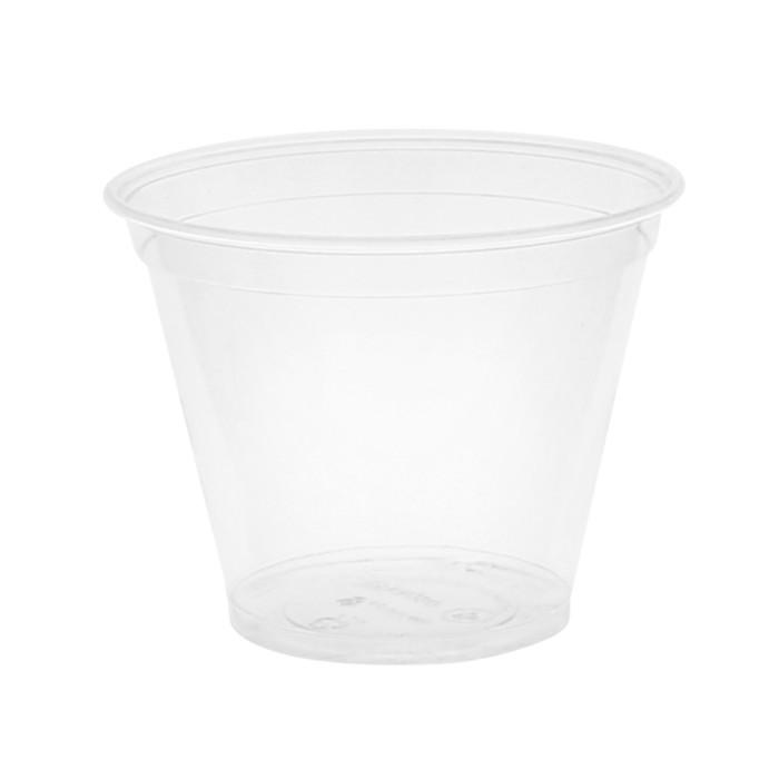 9oz PLA Clear Cup 15-65 Bg