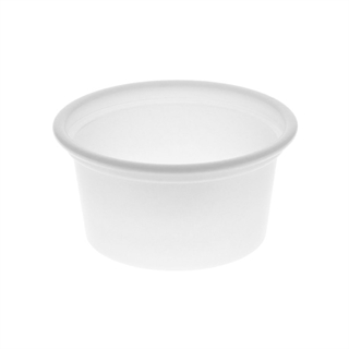 .75 oz. Plastic Portion Cup, Translucent, 5,000 ct.