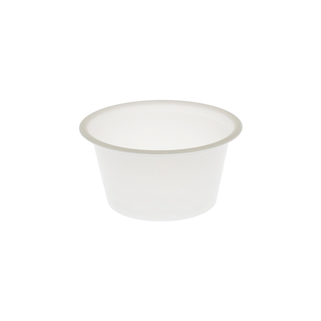 1oz Short Translucent Cup, 4750 count