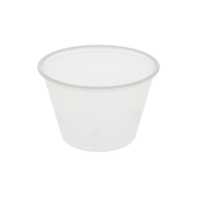 4.0 OZ PORTION CUP CLEAR