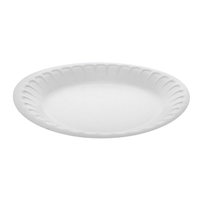 "7"" WHITE PLATE"