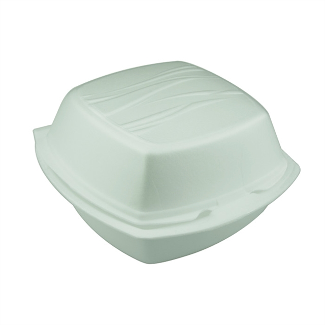 "Small Sandwich Container 5 1/8"" Sysco"