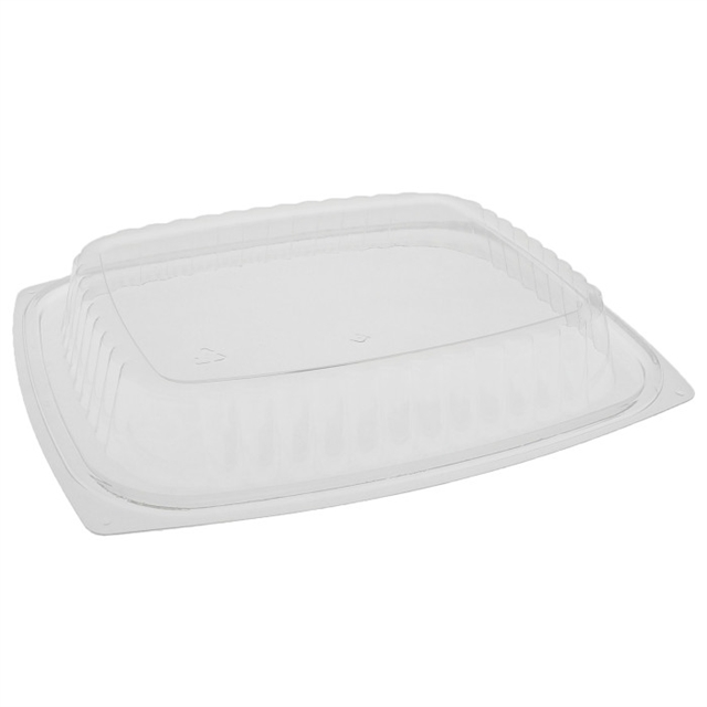 OPS DELI DOME LID FOR 24 &32 OZ-CLEAR