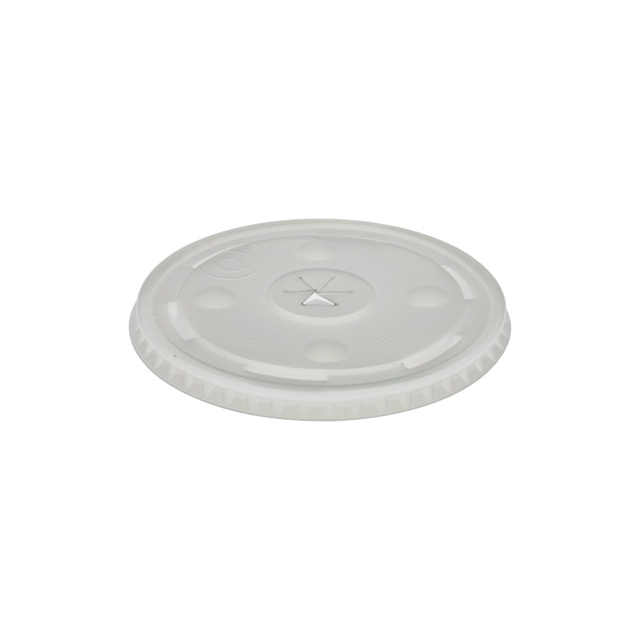 HIPS FLAT LID FOR Q CUPS ROOT BEER 8-125