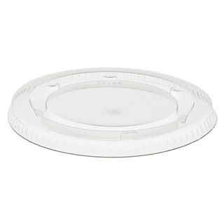 3oz Translucent Flat Lid 2400 count