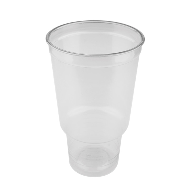 32 OZ CLEAR PET MOTOR CUP 10-30 BG